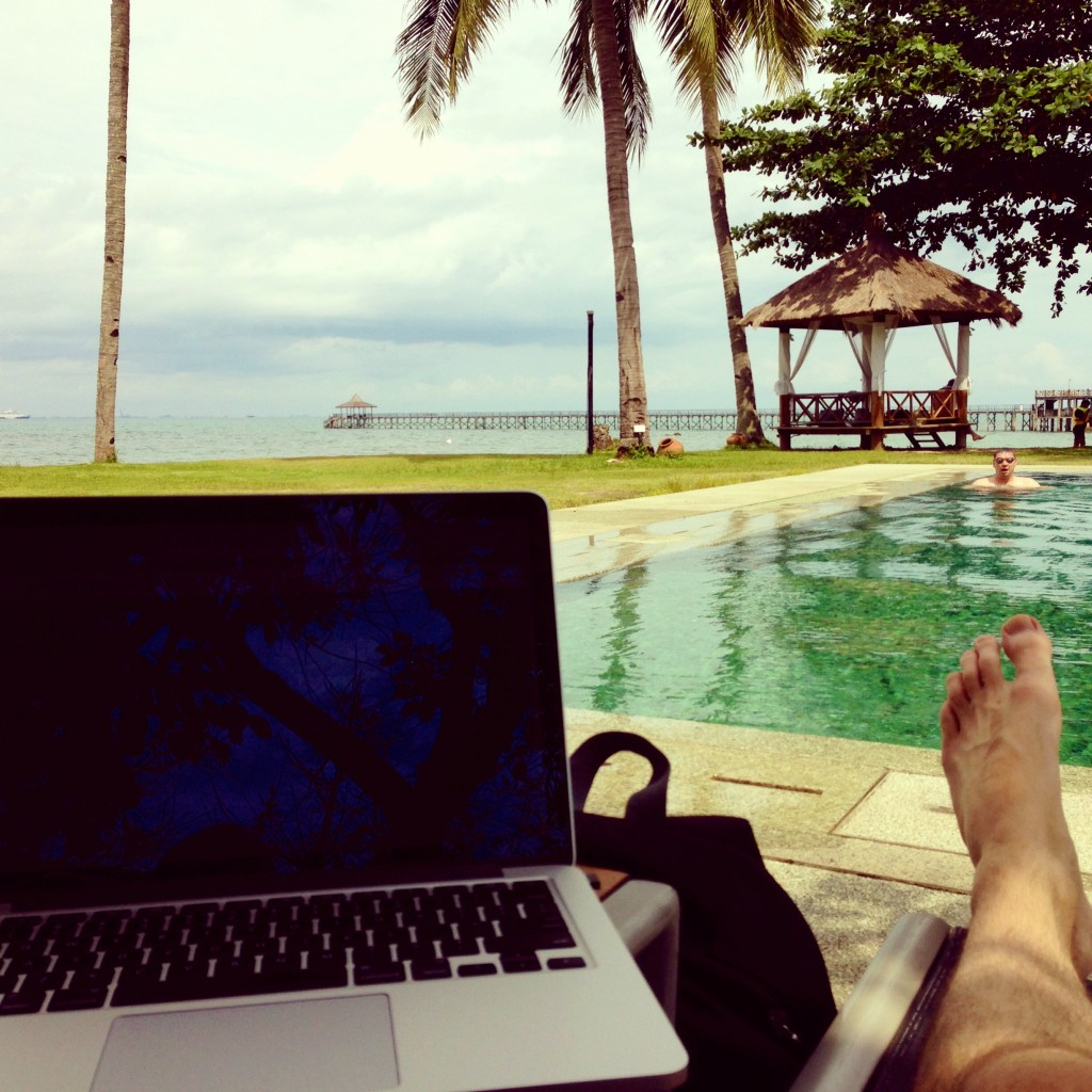 Daniel Posavac | Office for the day